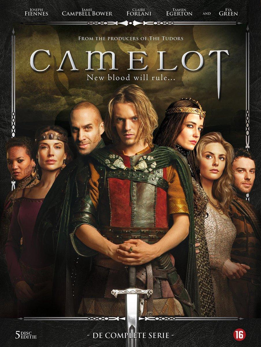 Camelot - De Complete Serie - Blu Ray