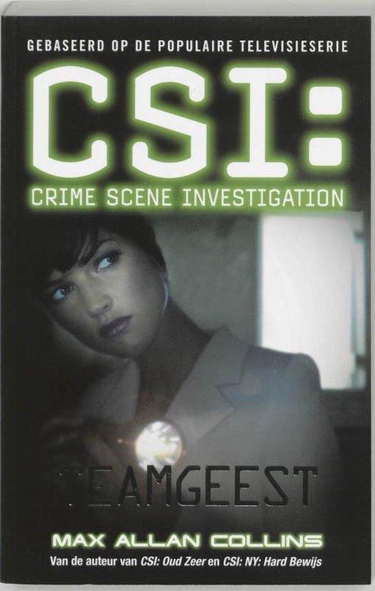 CSI: Teamgeest - M.A. Collins  