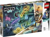 LEGO Hidden Side Aanval op het Garnalententje - 70422
