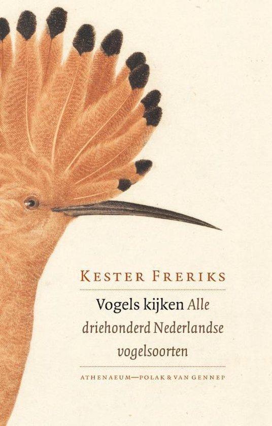 Vogels kijken - K. Freriks  