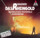 Wagner: Das Rheingold Highlights / Barenboim, Bayreuther