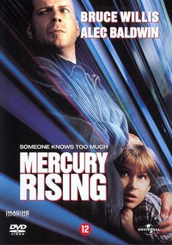 Cover van de film 'Mercury Rising'