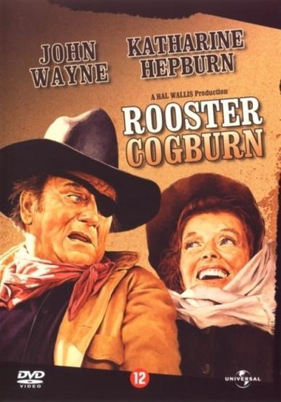 Cover van de film 'Rooster Cogburn'