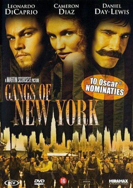 Cover van de film 'Gangs of New York'
