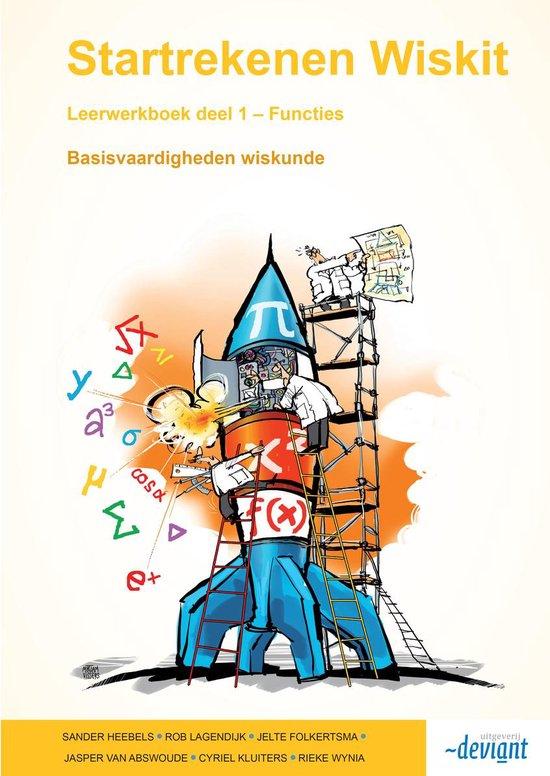 Startrekenen Wiskit - Leerwerkboek - Sander Heebels pdf epub