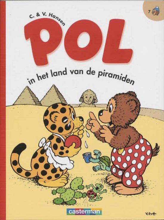 Pol, Pel en Pingu 007 Pol in het land van de piramiden - Carla Hansen |
