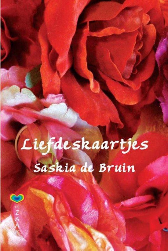 Liefdeskaartjes - Saskia de Bruin |