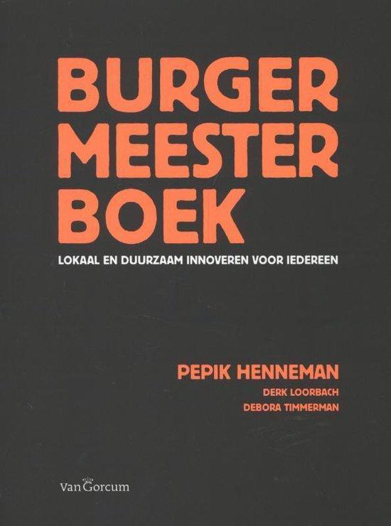 Burgermeesterboek - Pepik Henneman  