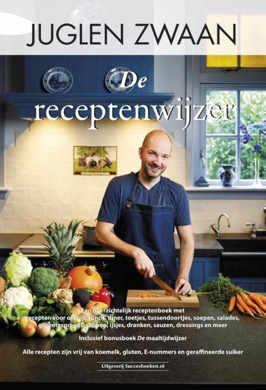 Boek cover De receptenwijzer-De maaltijdwijzer (set) van Juglen Zwaan (Hardcover)