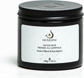 100% natuurlijke Nectarome Zwarte zeep olijven en eucalyptus