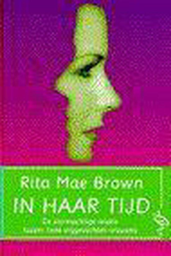 In haar tijd (ooievaar) - Rita Mae Brown pdf epub