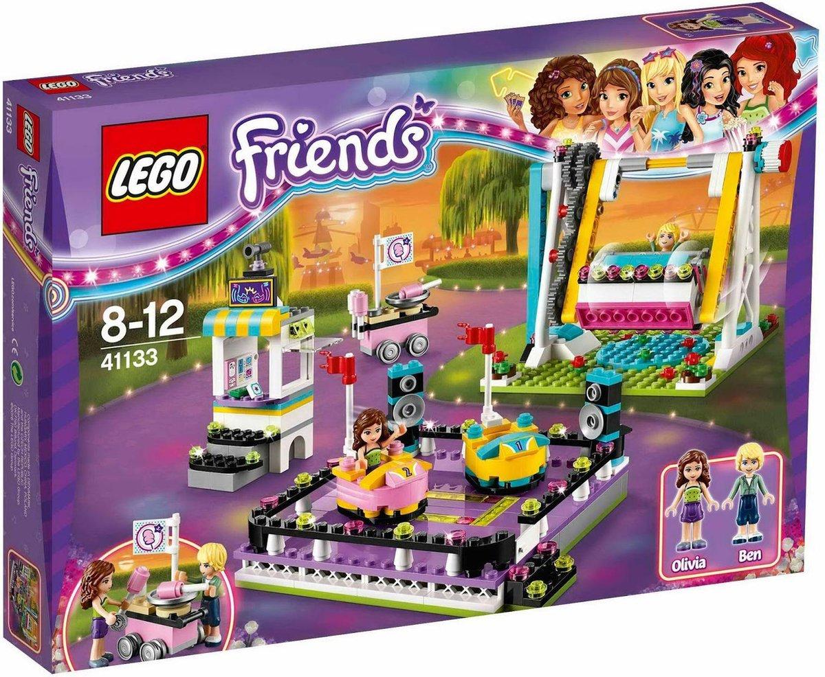 LEGO Friends Pretpark Botsauto