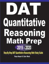 DAT Quantitative Reasoning Math Prep 2019 - 2020