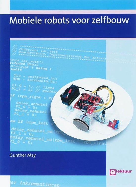 Mobiele robots voor zelfbouw - G. May  