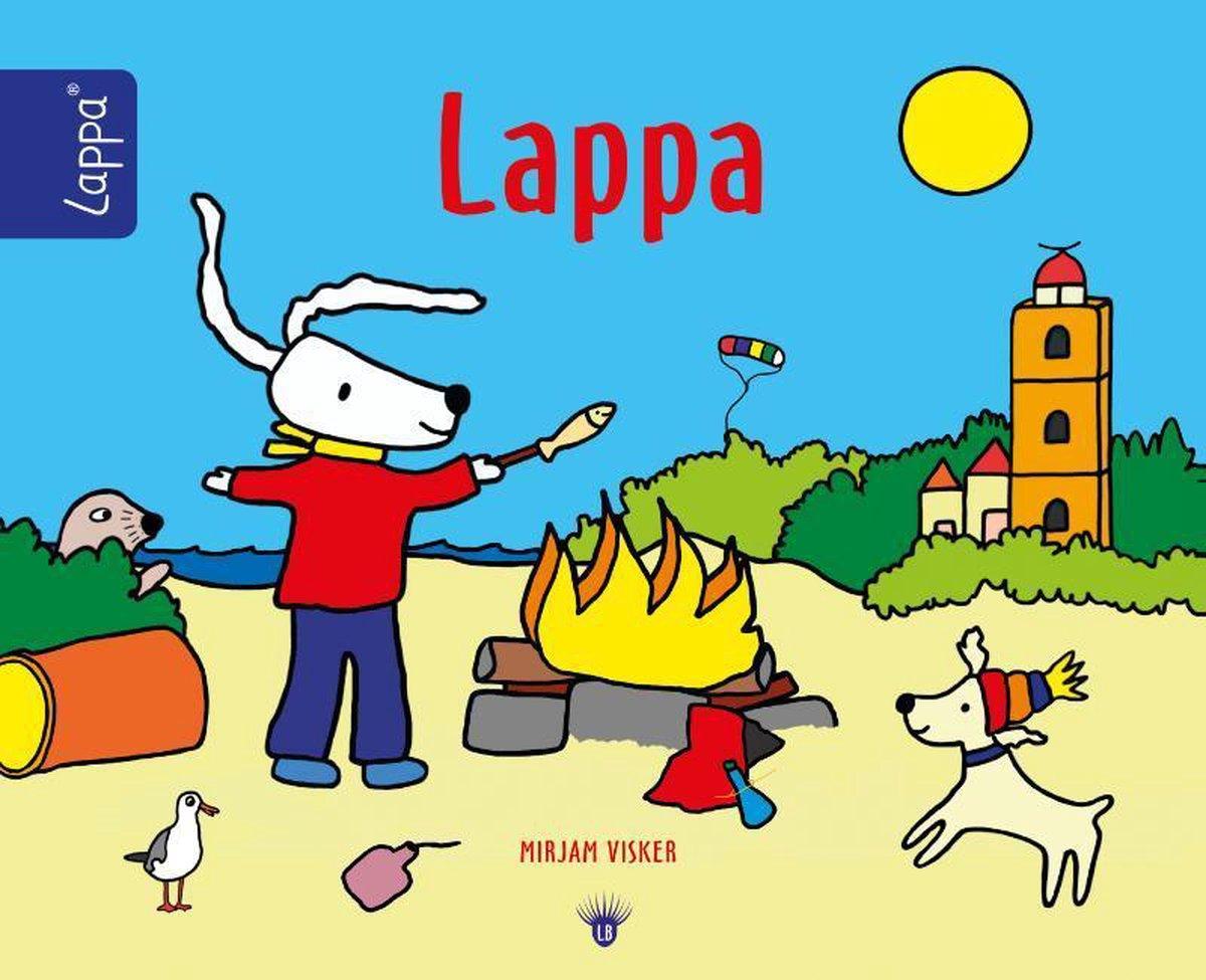 LAPPA® kinderboeken - Lappa