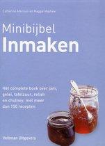 Minibijbel - Inmaken