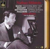 Nathan Milstein Plays Bach, Mozart,