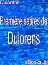 Premières satires de Dulorens