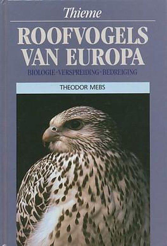 Roofvogels van Europa - Theodor Mebs |