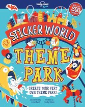 Sticker World - Theme Park