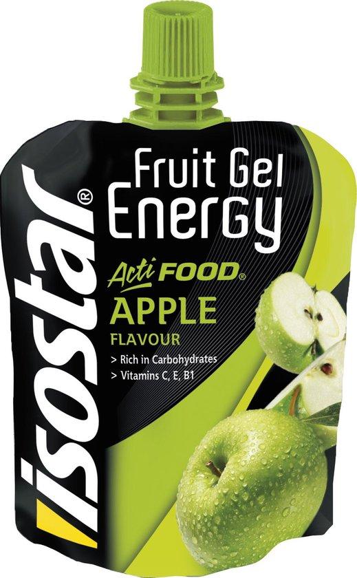 Isostar Fruit Gel Energy Actifood-Apple-per