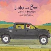 Luke and Ben Climb a Mountain