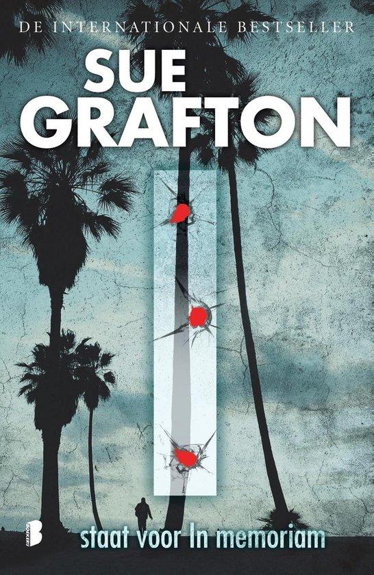I staat voor In Memoriam - Sue Grafton |