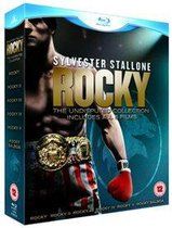 Speelfilm - Rocky The Undisputed Collection