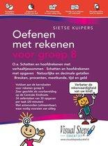 Boek cover Oefenen met rekenen voor groep 8 van Sietse Kuipers (Paperback)