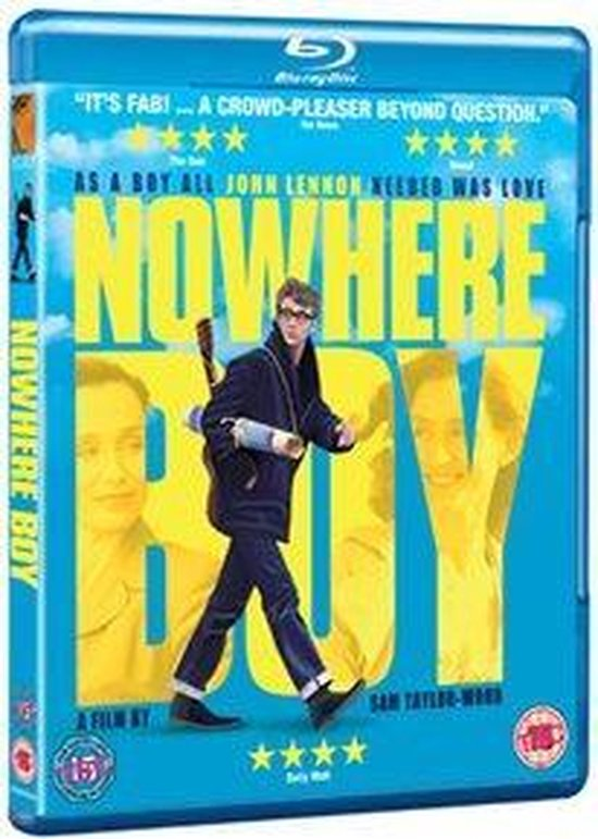 Cover van de film 'Nowhere Boy'
