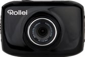 Rollei, ActionCam Youngstar HD 720p Digital Camcorder (5 MP, 4x Digital Zoom, 2 inch LCD) (Black)