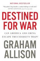 Boek cover Destined for War van Graham Allison