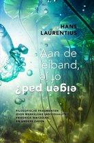 Boek cover Aan de leiband, of je eigen pad? van Hans Laurentius (Onbekend)