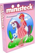 Ministeck Paardrijdende Prinses