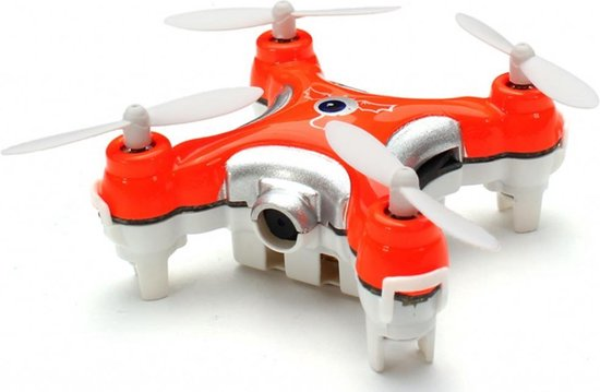 Cheerson CX-C10 speelgoeddrone oranje kinderen