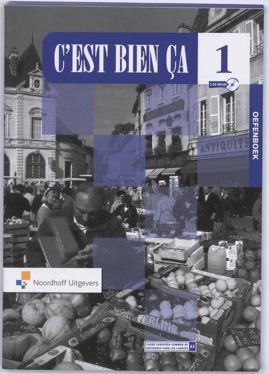 C' est biena / 1 / deel Oefenboek - M. Knop  