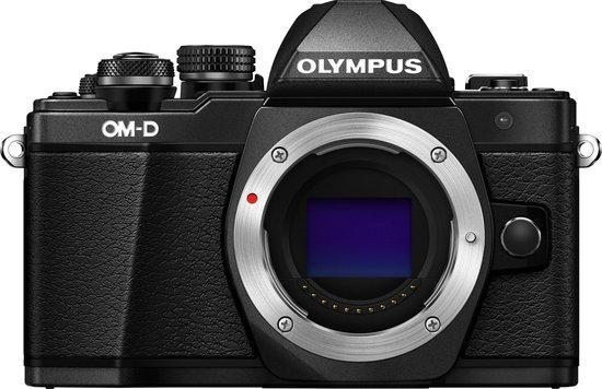 Olympus E-M10 Mark II + EZ-M 14-42mm II R - Zwart