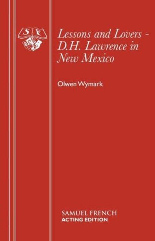 Boek cover Lessons and Lovers van Olwen Wymark (Paperback)