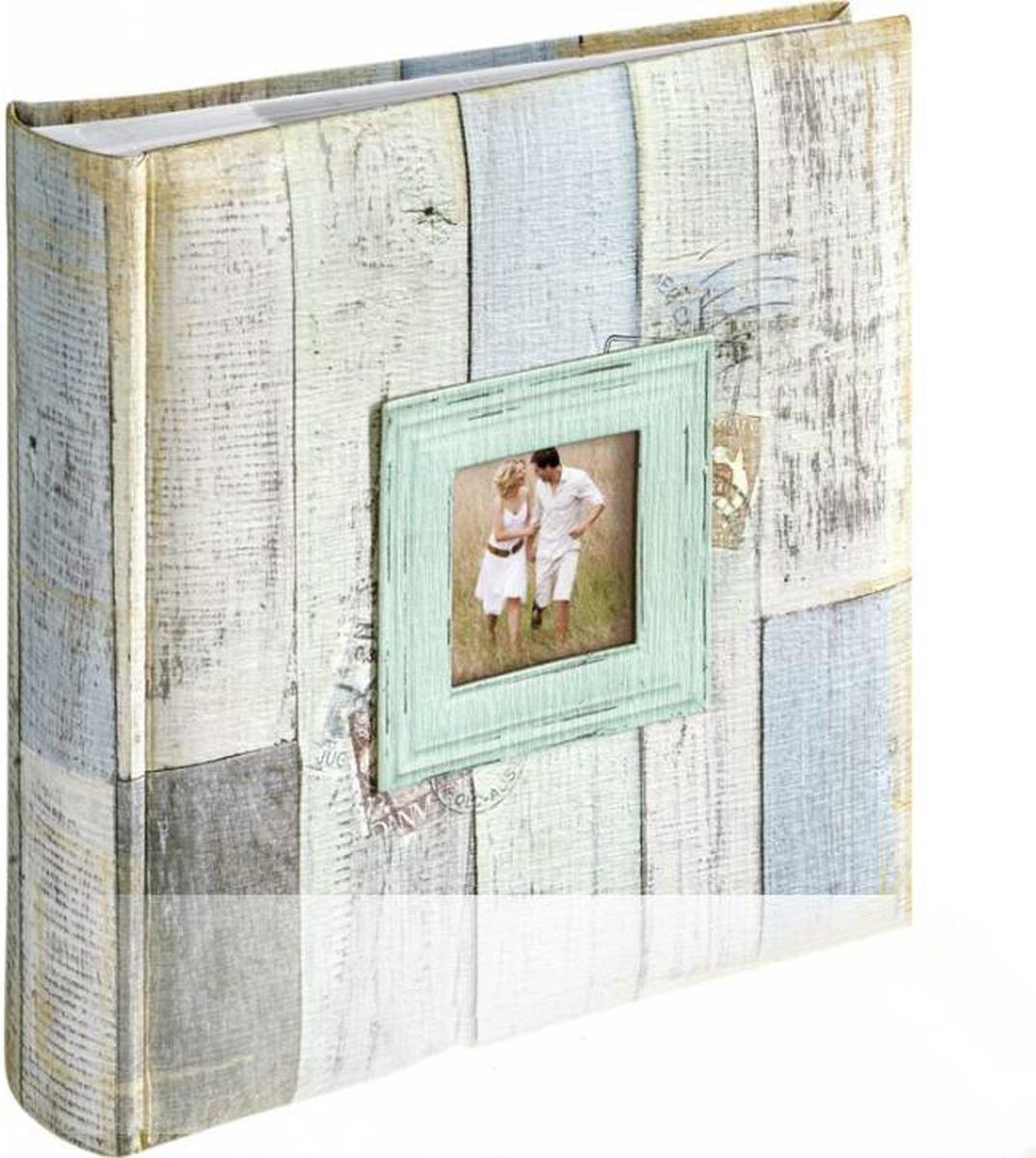"""Hama 10674 Memo-Album Fotoalbum /""""Livorno/"""" 200 Fotos 10x15cm"""