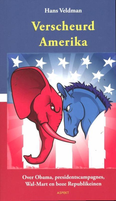 Verscheurd Amerika - J. Veldman | Fthsonline.com