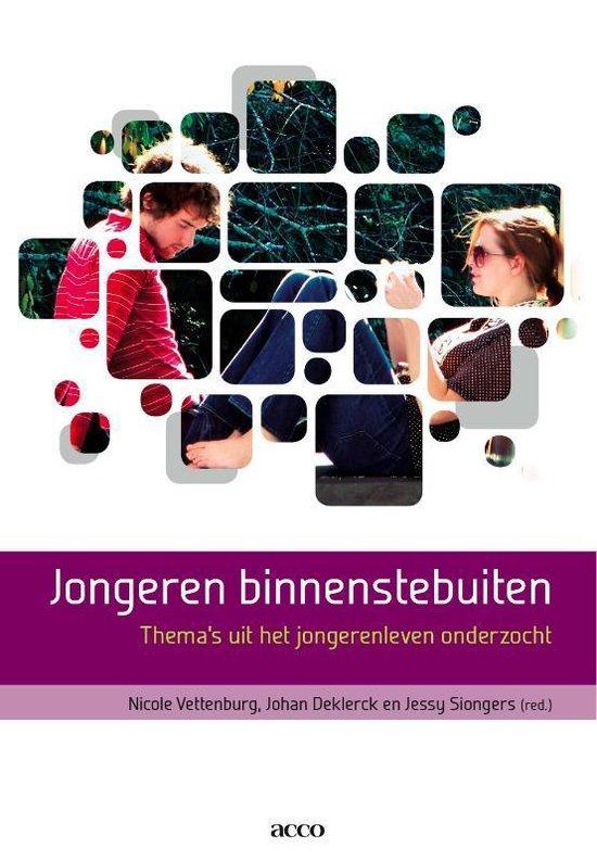 Jongeren binnenstebuiten - Nicole Vettenburg  