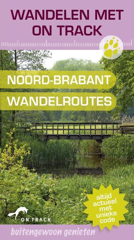 On Track Noord-Brabant Wandelroutes - Onbekend |