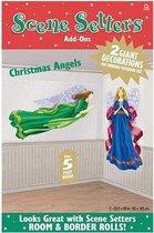 Kerst Scene setter Engelen