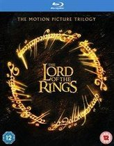 The Lord Of The Rings Trilogy (Blu-ray) (Import)