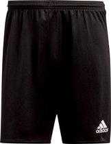 adidas Parma 16 Shorts Heren Sportbroekje - Zwart/Wit - Maat M