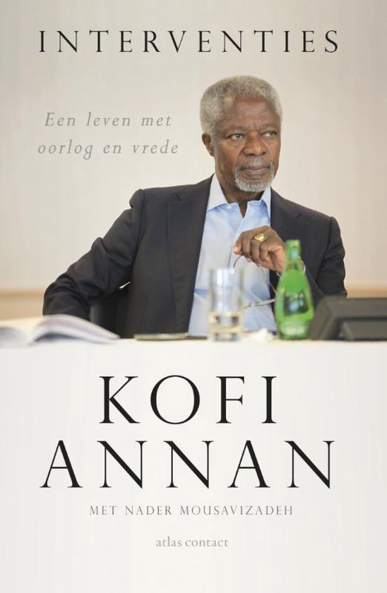 Interventies - Kofi Annan pdf epub