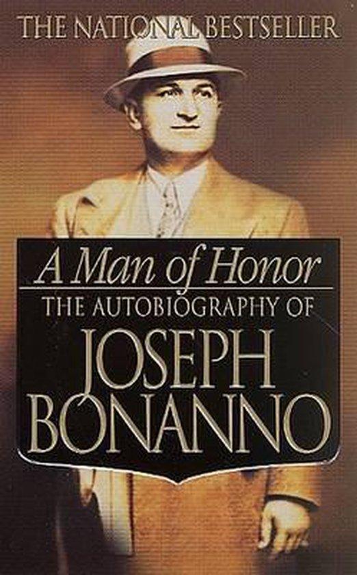 Boek cover A Man of Honor van Joseph Bonanno