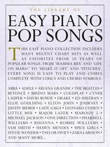 Afbeelding van The Library of Easy Piano Pop Songs