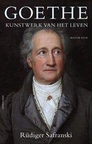 Boek cover Goethe van Rüdiger Safranski (Hardcover)