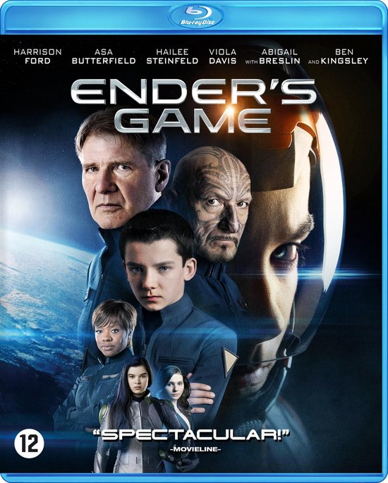 Ender's Game (Blu-ray)